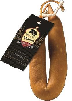 Farinheira Sausage Cured M&M - Black Pork +- 150g