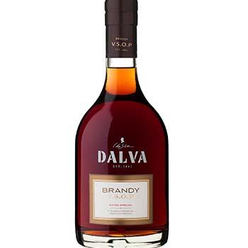 Brandy Dalva VSOP (Very Old Brandy) 700ml