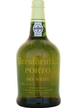 Presidential Dry White Port Wine 750ml