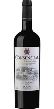 Consensual Top Premium Red Wine 2011 - Douro - 750ml